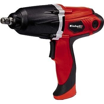 Einhell CC-IW 450 power wrench Alluminio, Nero, Rosso 450 W 2600 Giri/min