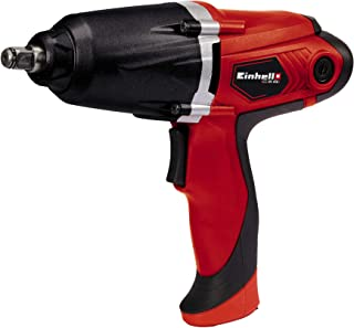 Einhell CC-IW 450 power wrench Aluminio, Negro, Rojo 450 W