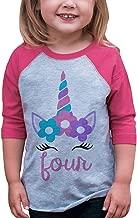 Best 4th birthday unicorn shirt Reviews