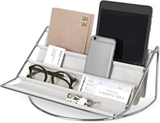 Umbra, Grey Hammock (Large) Accessory Organizer, Entryway Storage for Keys, Sunglasses, Eyeglasses and Other Essentials