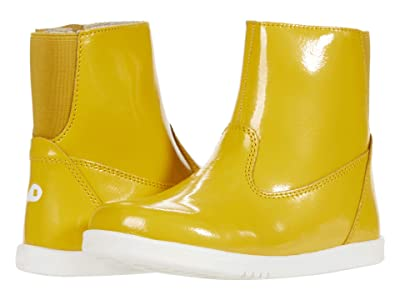 Bobux Kids Paddington Waterproof Boot (Toddler/Little Kid) (Yellow 2) Kid
