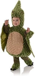 Underwraps Toddler's Pterodactyl Belly Babies Costume, Green, Medium (18-24)
