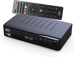 DigiQuest KabelAbel Full-HD Kabelreceiver Digital DVB-C..
