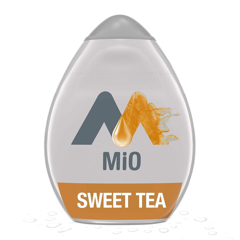 MiO Sweet Tea online shop Naturally Flavored fl Liquid 1.62 Enhancer Water Colorado Springs Mall