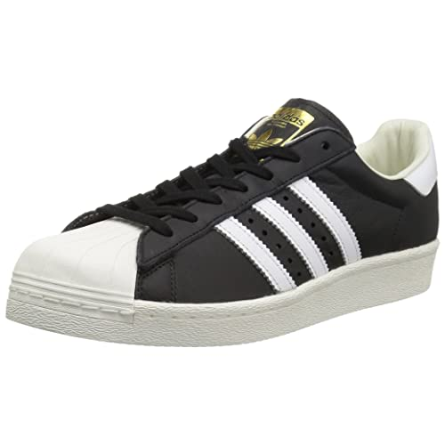 adidas superstar black white shell toe