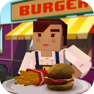 Street Fast Food Truck - Cooking Rampage Festival Simulator
