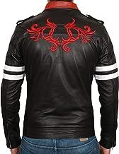 The American Fashion Alex Mercer Prototype Leather Jacket