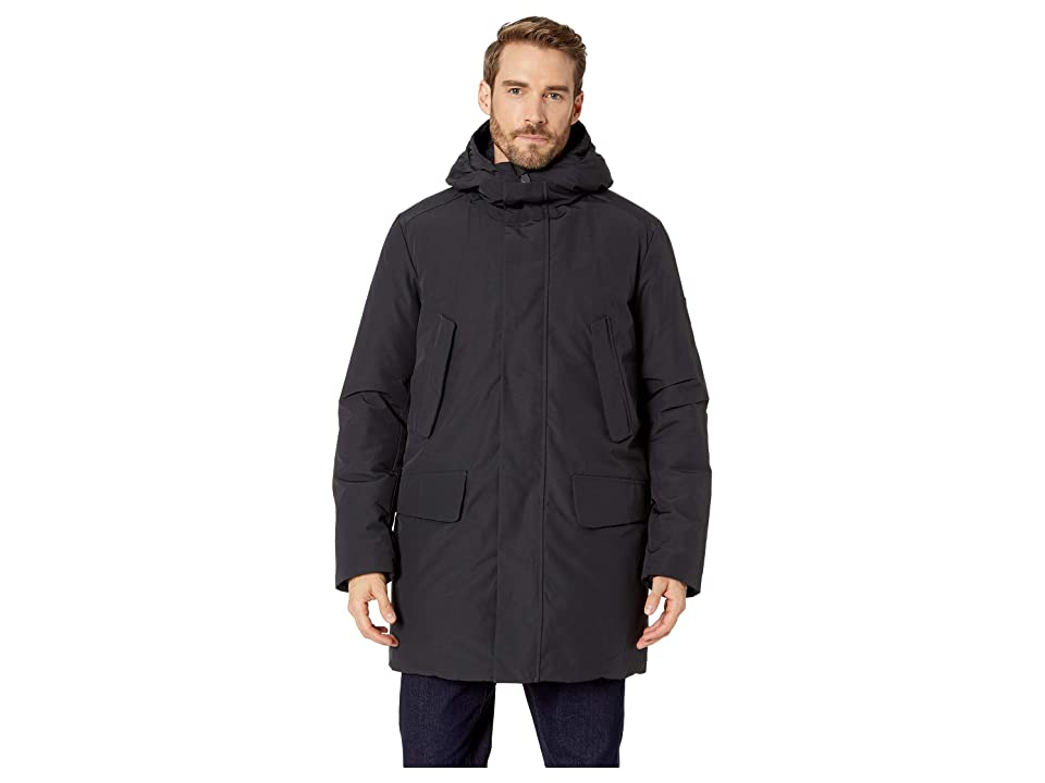 Save the Duck Puffer with Zip Out Liner (Grey/Black) Men