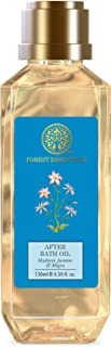 Forest Essentials After Bath Oil Madurai Jasmine & Mogra 130ml (Bath Oil)