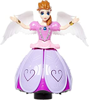 Angel Girl Battery Operated & Wind-Up Toy
