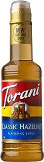 Torani Syrup, Hazelnut, 12.7 oz