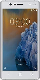 Nokia 3-16GB, 2GB RAM, 4G LTE, Silver White
