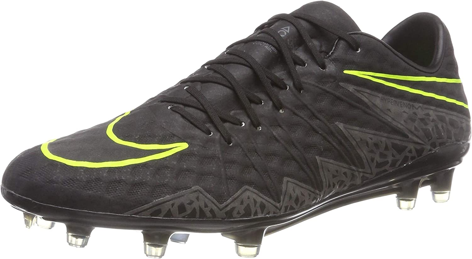 Nike Mens Hypervenom Phinish Firm Ground Cleats