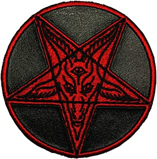 cult patches 666