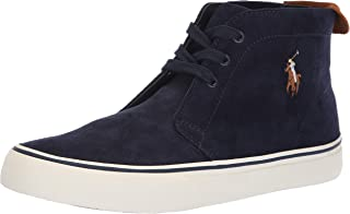 11ffc96b80 Polo Ralph Lauren Men's Fashion Sneakers | Amazon.com