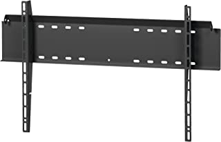 MOUNT MASSIVE TV Wall Mount, MFL 100 Fixed Mount for 40 to 80 inch TVs, Black