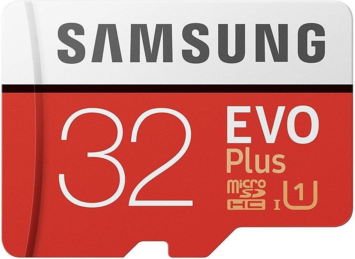 Samsung 32GB MicroSD EVO Plus Series 95MB/s (U1) Micro SDHC Memory Card with Adapter (MB-MC32GA) (5 Pack)