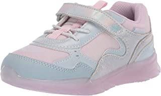 Stride Rite 360 Unisex-Child Marcel Dual Width Insole Lighted Athletic Sneaker