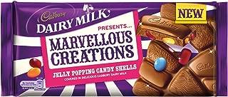 Cadbury Dairy Milk Marvellous Smashables Jelly Popping Candy 180G