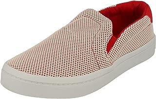 Originals Courtvantage Adicolor Mens Trainers Sneakers (UK 4 US 4.5 EU 36 2/3, red White S81871)