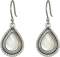 Lucky Brand - Mother-of-Pearl Drop Earrings