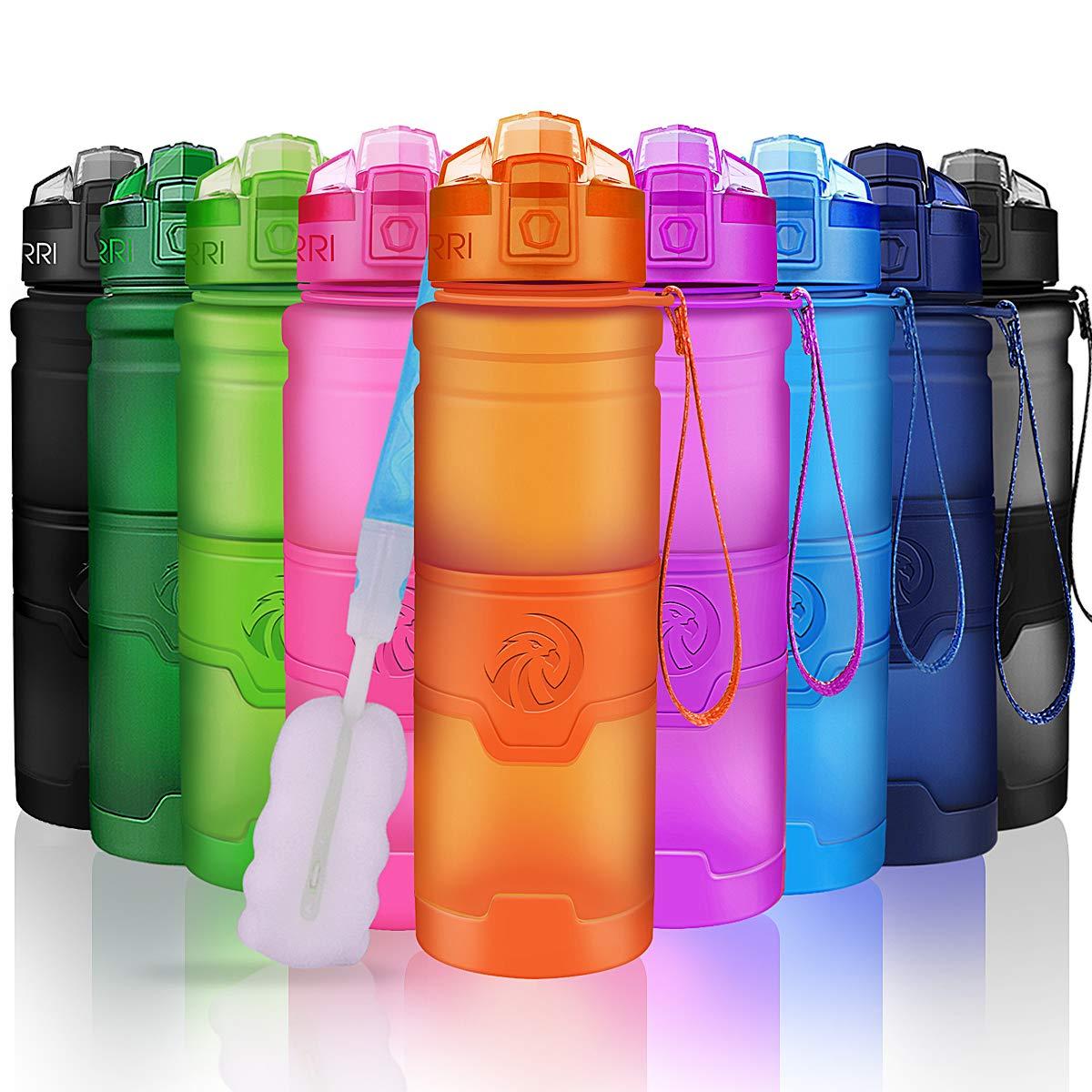 ZORRI Plastic Bottles Outdoors Lockable