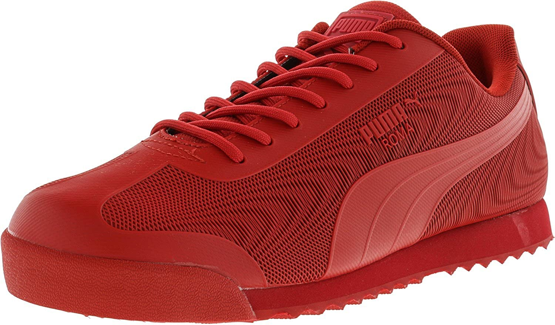 PUMA Men's Roma TK Fade Ankle-High Fashion Sneaker