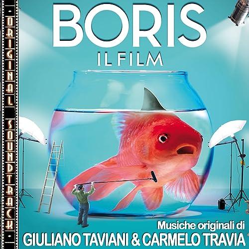 O.S.T. Boris (Il Film)