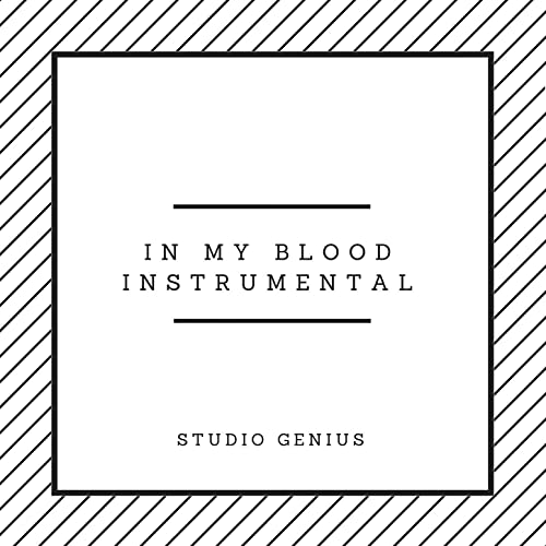 In My Blood Instrumental (Originally by Shawn Mendes)