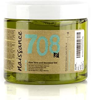 Naissance Aloe Vera and Seaweed Gel 200g - 100% Pure & Natural