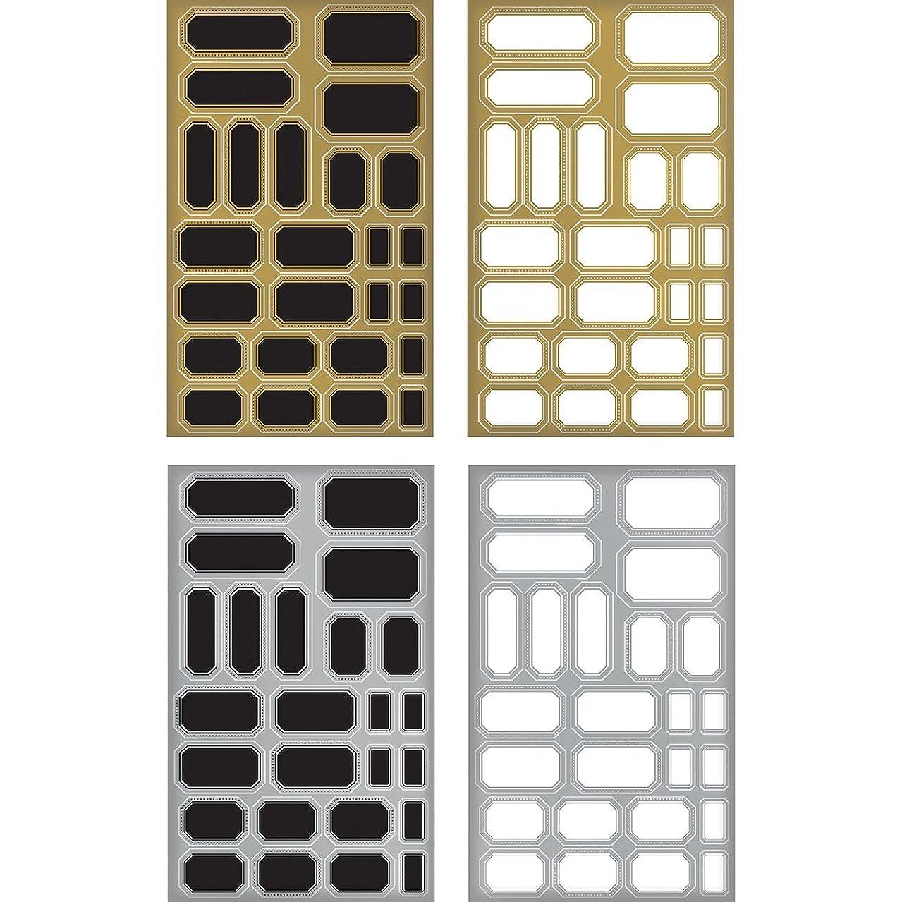 Tim Holtz Idea-ology Tim Holtz Metallic Stickers