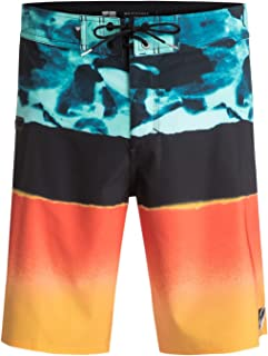 Quiksilver Men's Blocked Resin Camo 20 Boardshort