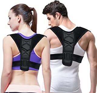 fa6f0085131 Belletek Back Posture Corrector for Women   Men - Effective Comfortable Posture  Brace Figure
