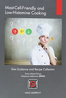 Mast-Cell-Friendly and Low-Histamine Cooking: Diet Guidance and Recipe Collection