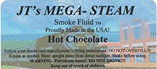JT'S Mega-Steam Hot Chocolate Smoke Fluid