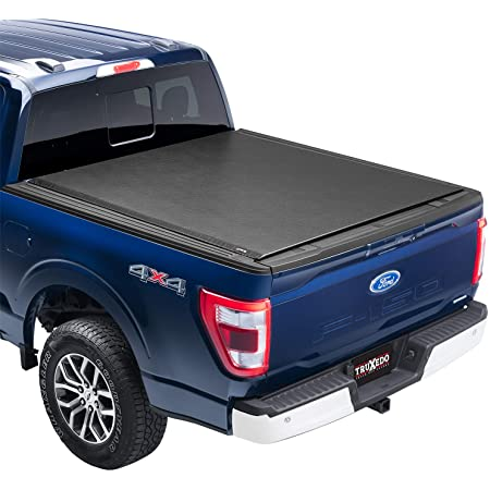 """TruXedo Lo Pro Soft Roll Up Truck Bed Tonneau Cover 