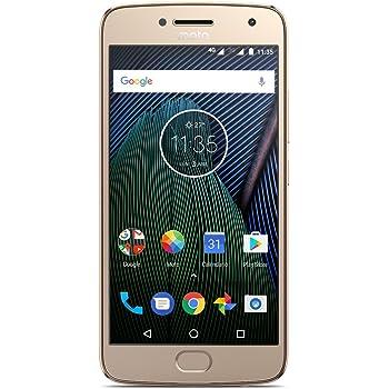 Moto G 5ª Generación Plus - Smartphone libre Android 7 (pantalla ...