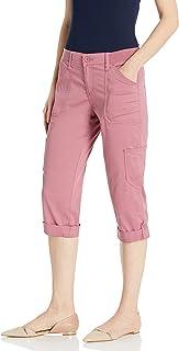 Women's Petite Flex-to-go Cargo Capri Pant