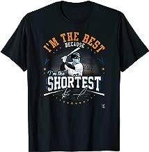 Jose Altuve I'M The Best Because I'M The Shortest T-Shirt