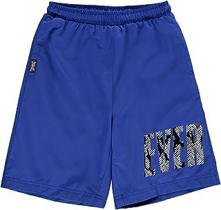 Everlast Boys Large Logo Woven Shorts Junior Boys エバーラストボーイズジュニアラージロゴウーブンショートパンツ
