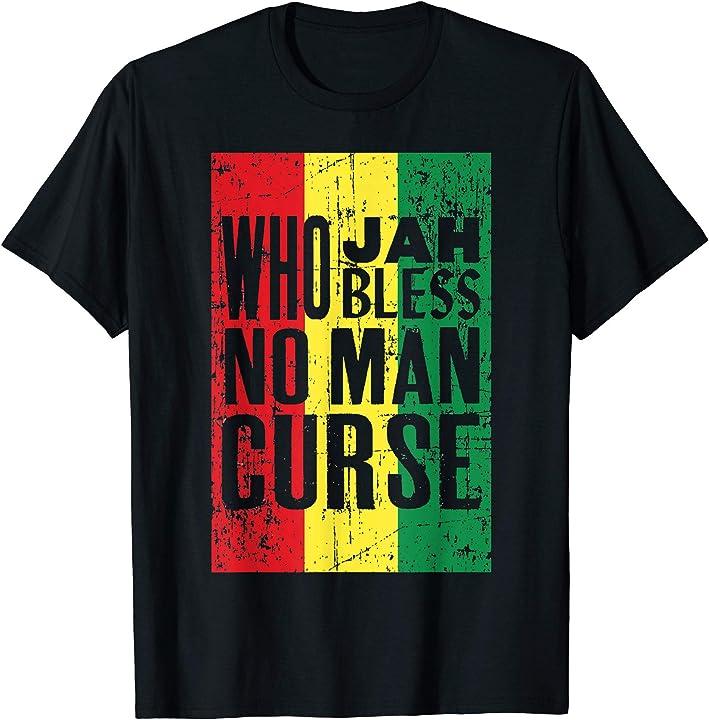 Ethiopia Flag Rastafari T Shirt Jamaican Rastafarian Costume
