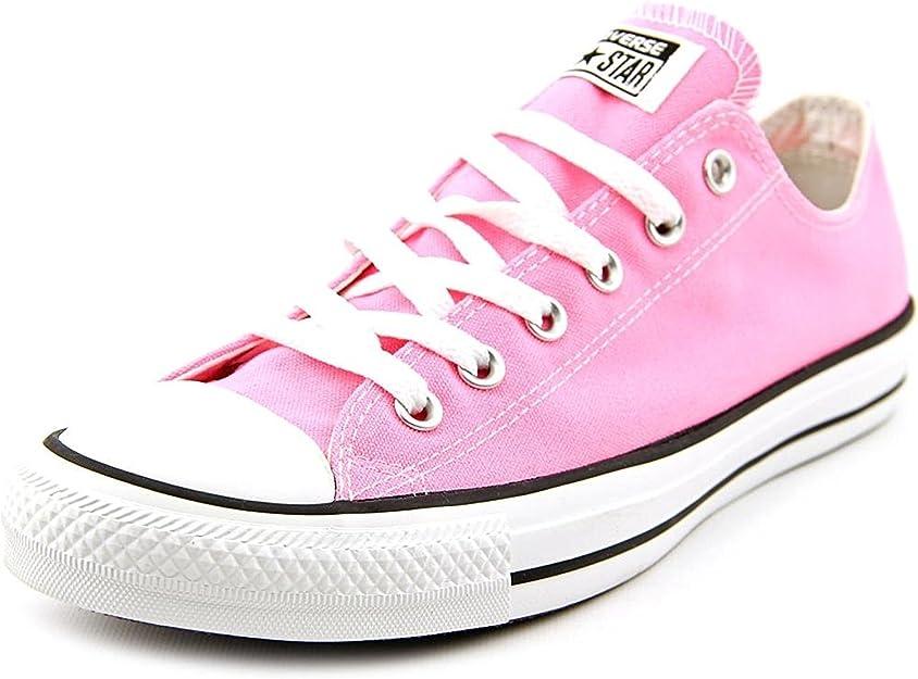Converse Chuck Taylor All Star Lo Neon Sneaker Neon Pink
