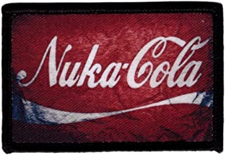 Titan One Europe Hook Fastener Nuka Tactical Cap Cola Morale Patch Klettband Aufn/äher