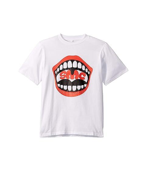 Stella McCartney Kids Short Sleeve Mouth T-Shirt (Toddler/Little Kids/Big Kids)