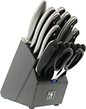 J.A. Henckels International Forged Synergy 16-pc East Meets West Knife Block Set