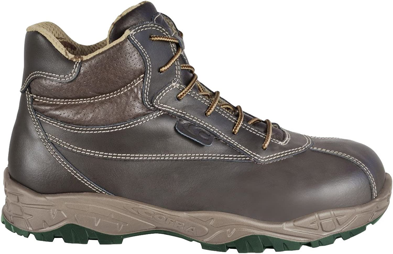 Cofra 22281-000.W47 Size 47 S3 SRC Crag  Safety shoes - Black
