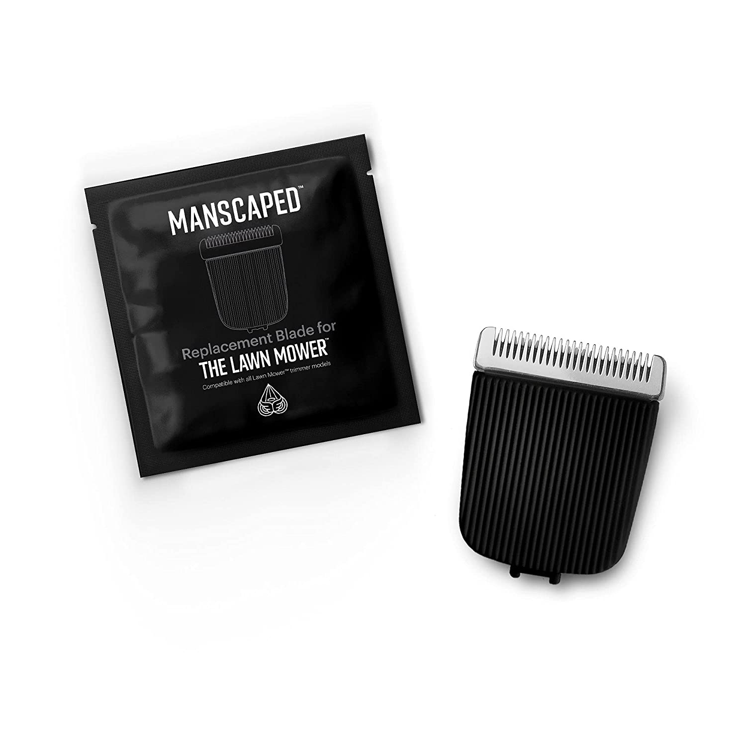 MANSCAPED Super beauty product restock quality top The Lawn Mower Electric Ceramic At the price Hair Groin Trimmer Bla