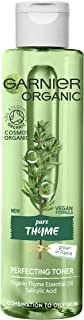 Garnier Organic Thyme Purifying and Perfecting Toner for