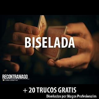 Trucos de Magia - Baraja BISELADA / STRIPPER con Instrucciones y 20 Juegos de Magia Gratis en Español. Incluye link a vídeo explicativo hecho por Magos profesionales
