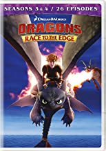 Dragons: Race to the Edge - Seasons 3 & 4